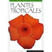 Plantes Tropicales - Couverture - Format classique