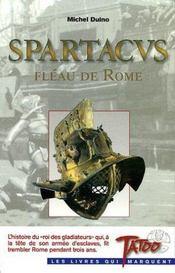 Spartacus, Fleau De Rome - Intérieur - Format classique