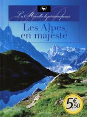 Alpes en majesté - Couverture - Format classique