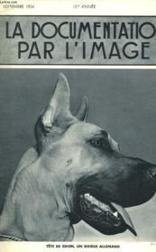 LA DOCUMENTATION PAR L'IMAGE, N°1, 15e ANNEE, SEPT 1954 - Couverture - Format classique
