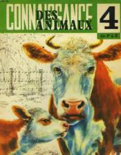 CONNAISSANCE DES ANIMAUX. 4. De P à Z. - Couverture - Format classique
