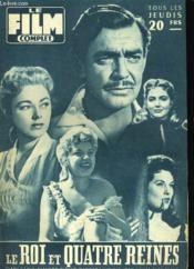 Film Complet N° 637 - Le Roi Et Quatre Reines - Couverture - Format classique