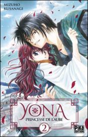 Yona, princesse de l'aube T.2 - Couverture - Format classique