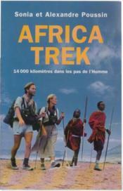 Africa Trek - Couverture - Format classique
