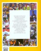 Les Sportifs De L'Annee 2003 - 4ème de couverture - Format classique