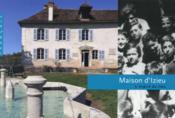 La maison d'Izieu - Couverture - Format classique