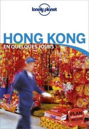 Hong Kong en quelques jours (4e édition) - Couverture - Format classique