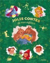 Jolis contes de mon enfance - Couverture - Format classique