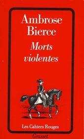 Morts Violentes - Intérieur - Format classique