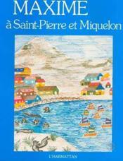 Maxime à Saint-Pierre et Miquelon - Couverture - Format classique