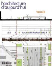 Revue L'Architecture D'Aujourd'Hui N.355 ; Voirie - Couverture - Format classique