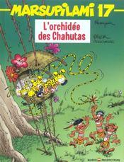 Marsupilami t.17 ; l'orchidée des Chahutas - Intérieur - Format classique