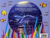 Le spectacle de la mer - 4ème de couverture - Format classique