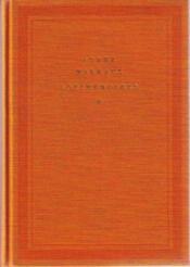 Antimemoires tome 1 - Couverture - Format classique