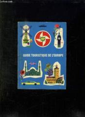 Guide Touristique De L Europe. - Couverture - Format classique