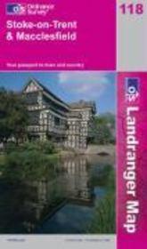 Stoke-On-Trent - Couverture - Format classique
