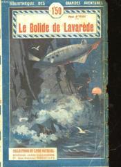 Le Bolide De Lavarede - Couverture - Format classique