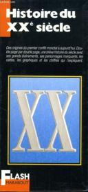 Histoire Du Xxe Siecle - Couverture - Format classique