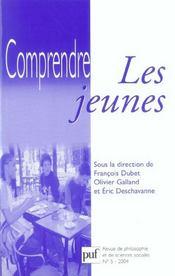 Revue Comprendre N.5 ; Les Jeunes (édition 2004) - Intérieur - Format classique