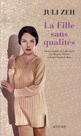 La fille sans qualités - Intérieur - Format classique