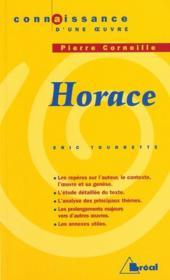 Horace, de Pierre Corneille - Couverture - Format classique