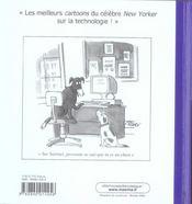New yorker internet & co - 4ème de couverture - Format classique