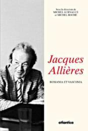 Hommage a jacques allieres - t.1 et 2 - Couverture - Format classique