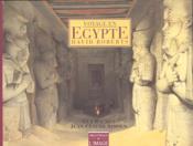 Le voyage en egypte de David Roberts - Couverture - Format classique