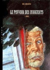 Le pouvoir des innocents t.1; Joshua - Couverture - Format classique
