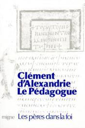 Le pédagogue - Couverture - Format classique