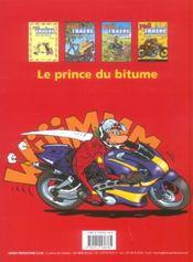 Phil Traere T4 Phil Traere...Chevauche L'Histoire - 4ème de couverture - Format classique