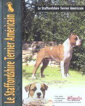 Le Staffordshire Terrier Americain - Intérieur - Format classique