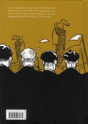 En Italie il n'y a que des vrais hommes ; un roman graphique sur le confinement des homosexuels à l'époque du fascisme - 4ème de couverture - Format classique