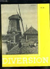 Diversion N° 23. Les Pays Bas. - Couverture - Format classique
