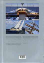 Sailing yachts ; the masters of elegance and style - 4ème de couverture - Format classique