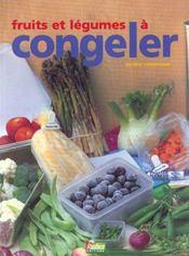 Les fruits et les legumes a congeler - Intérieur - Format classique