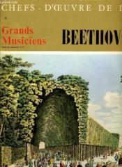 Chefs D'Oeuvres De L'Art N°21 - Grands Musiciens - Beethoven (Vi) - Couverture - Format classique