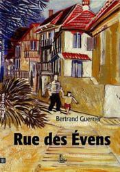 Rue des evens - Couverture - Format classique