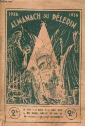 Almanach Du Pelerin 1936. - Couverture - Format classique
