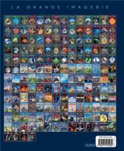 Les grands explorateurs - 4ème de couverture - Format classique