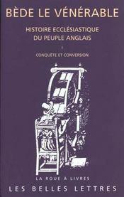 Histoire Ecclesiastique Du Peuple Anglais T1 - Intérieur - Format classique