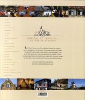 Au coeur de nos régions ; habitat et tradition de nos 22 régions - 4ème de couverture - Format classique