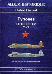 Le tupolev ; Tu-2 - Couverture - Format classique