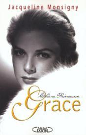Chere Princesse Grace - Couverture - Format classique