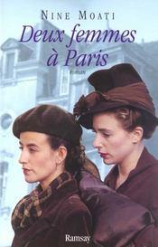 Deux femmes a paris - Intérieur - Format classique