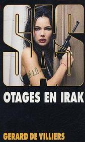 Sas T.157 ; Otages En Irak - Intérieur - Format classique