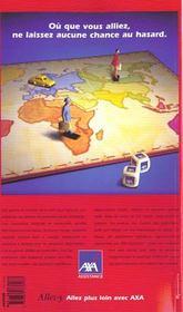 Japon 2000, le petit fute - 4ème de couverture - Format classique