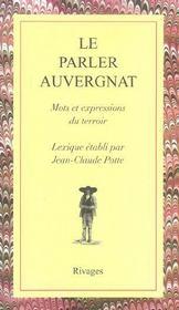 Le Parler Auvergnat - Intérieur - Format classique