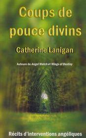 Coups de pouce divins ; récit d'interventions angéliques - Intérieur - Format classique