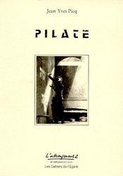 Pilate - Couverture - Format classique